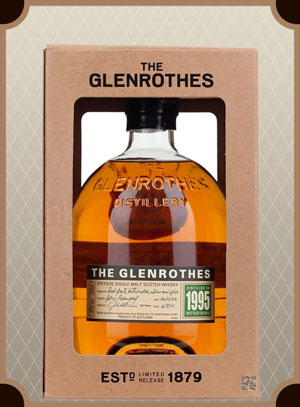 Glenrothes Single Malt 1995 (Гленротс Сингл Молт 1995)