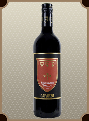 Caparzo, Sangiovese Toscana (Капарцо, Санджовезе Тоскана)