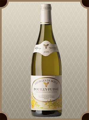 Georges Duboeuf, Pouilly-Fuisse (Джордж Дюбеф, Пуйи-Фюссе)