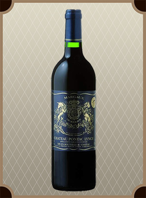 Chateau Pontac Lynch, Margaux AOC (Шато Понтак Линч)