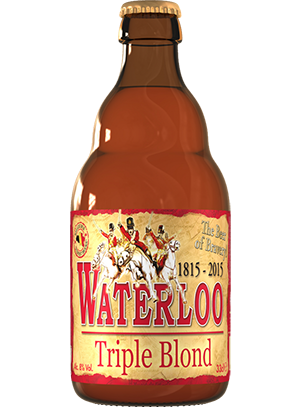Waterloo Triple Blond 0,33 л. (Ватерлоо Трипл Блонд)