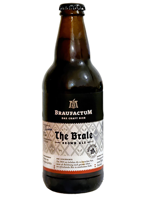 BraufactuM The Brale 0,35 л. (БрауфактуМ Брейл)