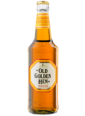 Greene King, Old Golden Hen 0,5 л. (Грин Кинг, Олд Голден Хэн)