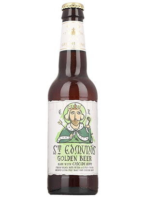 Greene King, St. Edmunds Golden Beer 0,33 л. (Грин Кинг, Сент Эдмундс Голден Бир)