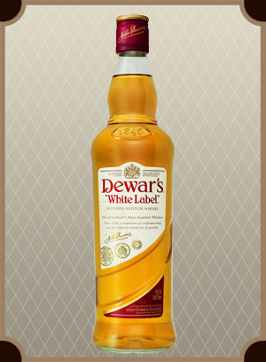 Dewar`s White Label 0.75 л. (Дьюарс Уайт Лэйбл)