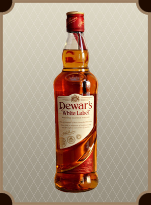 Dewar`s White Label box 0.75 л. (Дьюарс Уайт Лэйбл п/у)