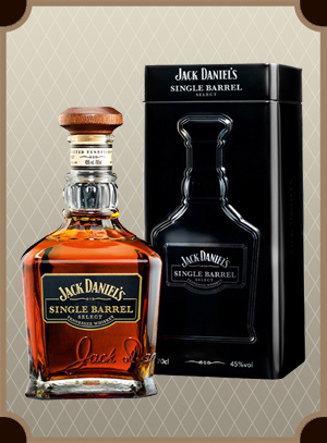Jack Daniels Single Barrel (Джек Дэниэлс Сингл Бэррэл)