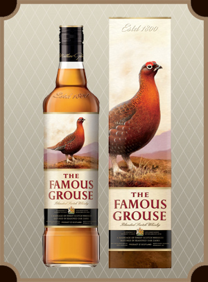 The Famous Grouse Finest box 0.7 л. (Фэймос Граус Файнест п/у)