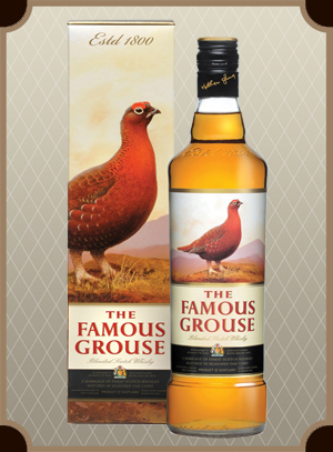 The Famous Grouse Finest box 1.0 л. (Фэймос Граус Файнест п/у)