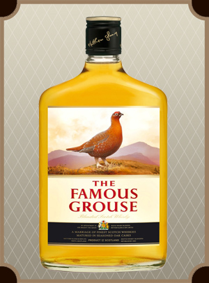 The Famous Grouse Finest 0.35 л. (Фэймос Граус Файнест)