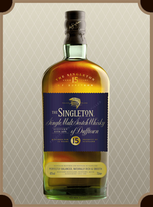 Singleton of Dufftown 15 Year Old (Синглтон 15 лет)