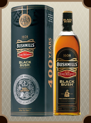 Bushmills Black Bush, with box (Бушмилс Блэк Буш)