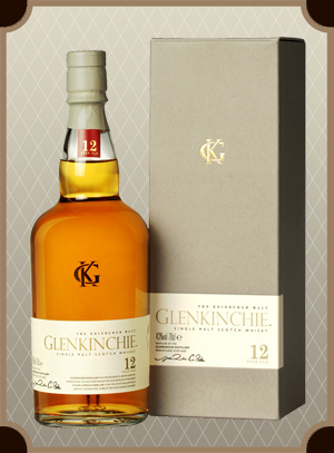 Glenkinchie Malt 12 years old, with box (Гленкинчи Молт 12 лет)