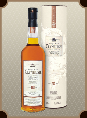 Clynelish 14 Year Old, gift box (Клайнелиш 14 лет)