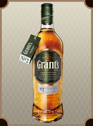 Grant`s Sherry Cask Finish 0.75 л. (Грантс Шерри Каск Финиш)