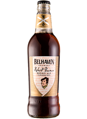 Belhaven Robert Burns Ale 0,5 л. (Белхэвен Роберт Бёрнс эль)