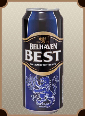 Belhaven Best, in can 0,44 л. (Белхэвен Бест в ж/б)
