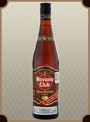Havana Club Anejo Reserve 5 Years Old (Гавана Клуб Аньехо Резерв 5 лет)