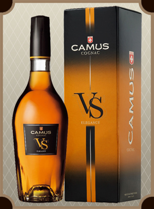 Camus V.S. Elegance in box 0.7 л. (Камю В.С. Элеганс в п/у)