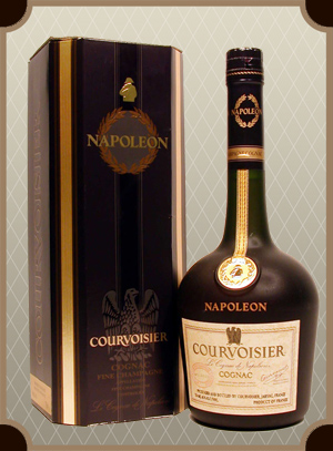 Courvoisier Napoleon, with box (Курвуазье Наполеон в п/у)