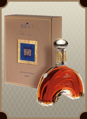 Martell Creation Grand Extra in box (Мартель Креасьон Гранд Экстра в п/у)