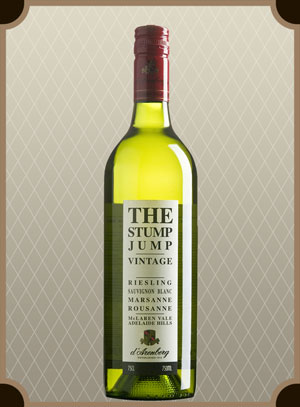 d`Arenberg Stump Jump white (д`Аренберг  Стамп Джамп бел.)