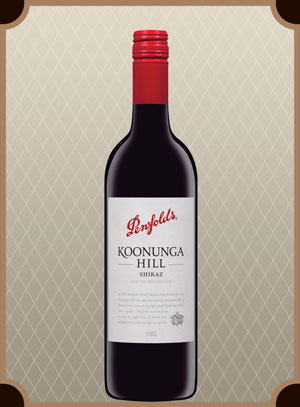 Penfolds Koonunga Hill Shiraz (Пенфолдс Кунунга Хилл Шираз)