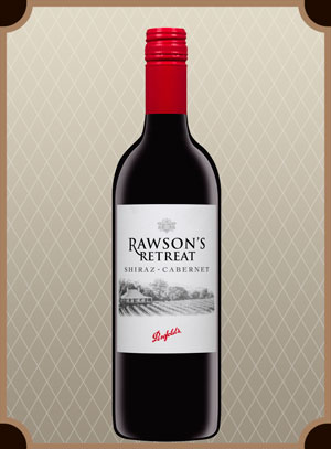 Penfolds Rawson`s Retreat Shiraz Cabernet (Пенфолдс Роусонс Ритрит Шираз Каберне)