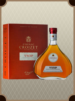 Croizet VSOP Decanter Gift Box (Круазе ВСОП Декантер в п/у)