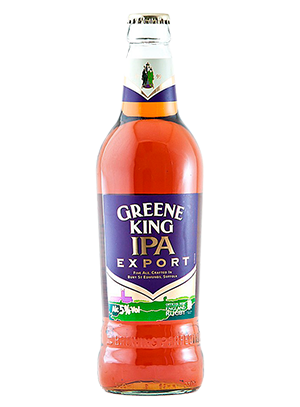 Greene King IPA Export 0,5 л. (Грин Кинг, ИПА Экспорт)